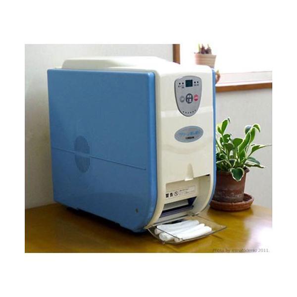 自動おしぼり製造機 SOD-200 (常温/暖の温度切替機能付き) [おしぼり温冷庫]|minatodenki