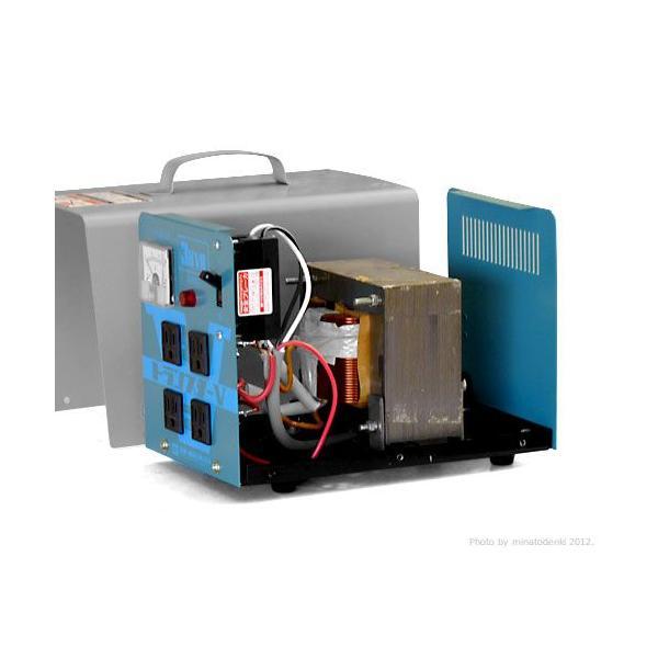 スズキッド ダウントランス トランスターV STV-3000 [スター電器 SUZUKID 降圧変圧器 降圧トランス] minatodenki 03