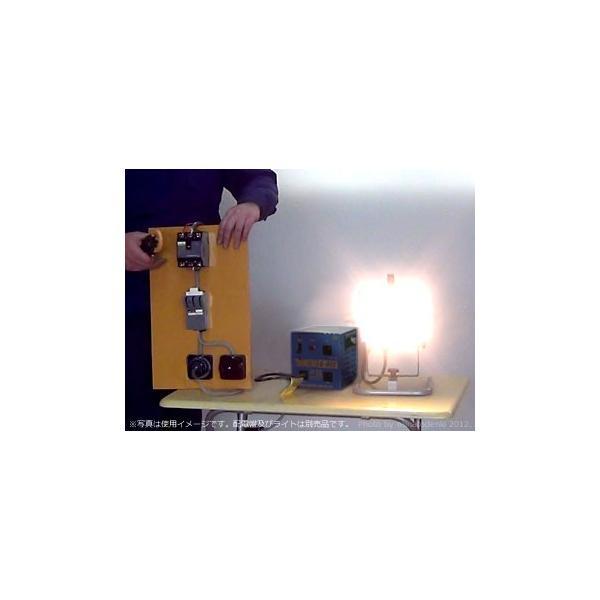 スズキッド ダウントランス トランスター STX-3QB (昇圧機能付き) [スター電器 SUZUKID 降圧変圧器 降圧トランス] minatodenki 03