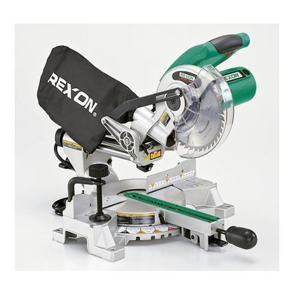 REXON(レクソン) スライド丸のこ盤 SM1850R (No.16810) L30025 [切断]