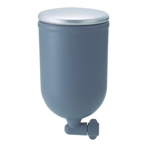 TRUSCO 塗料カップ 重力式用 容量0.4L フッ素コートタイプ TGC05 [TGC-05][r20][s9-810]