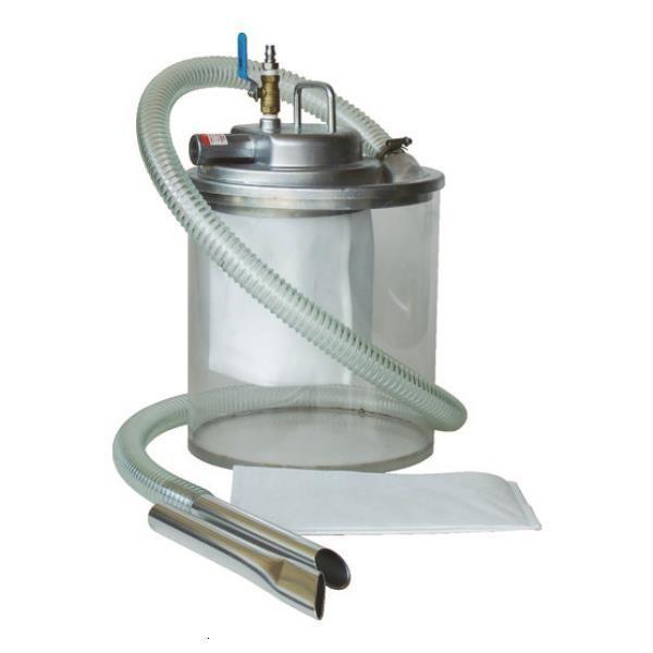 アクアシステム エア式掃除機 乾湿両用クリーナー(オープンペール缶用) APPQO400 [r20][s9-833]