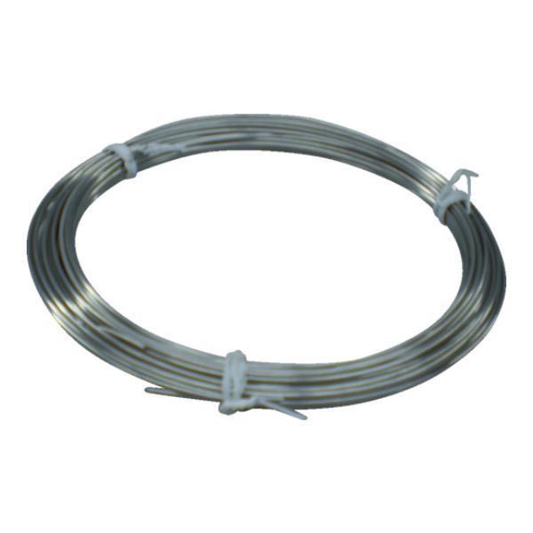 TRUSCO ステンレス針金 小巻タイプ 0.3mmX15m TSWS03 [TSWS-03][r20][s9-810]