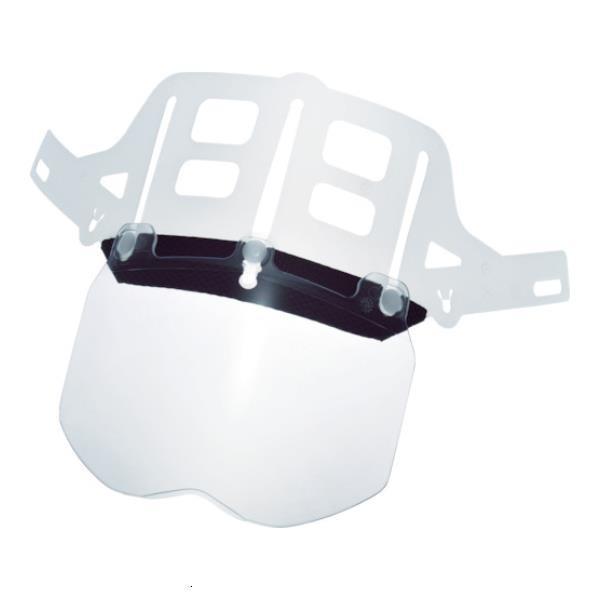 ミドリ安全 ヘルメット 交換用シールド面 SC-11用 4007100903 [r20][s9-820]