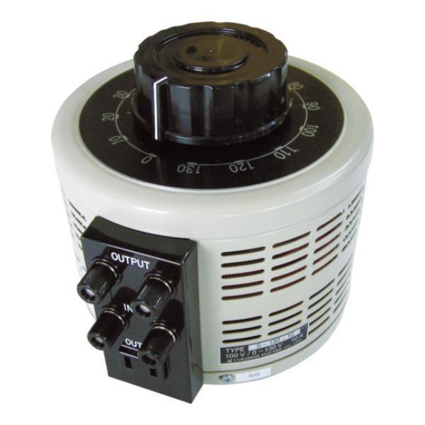 山菱 ボルトスライダー据置型 S13015 [スライダック トランス 変圧器][S-130-15][r20][s9-831]