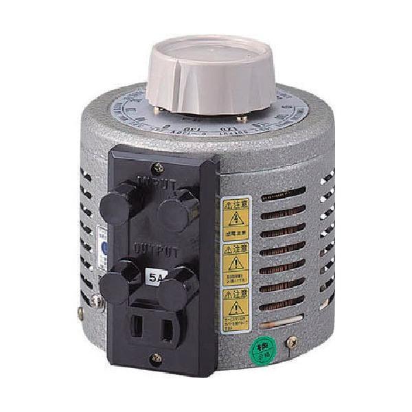 山菱 ボルトスライダー据置型 V1303 [スライダック トランス 変圧器][V-130-3][r20][s9-830]
