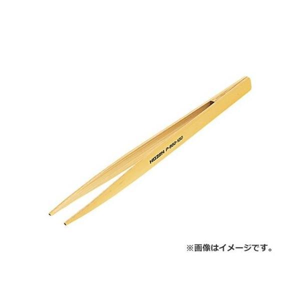 ホーザン 竹ピンセット P860150 [HOZAN ピンセット 非磁性 ツカム ピックアップ 保持 P-860-150]