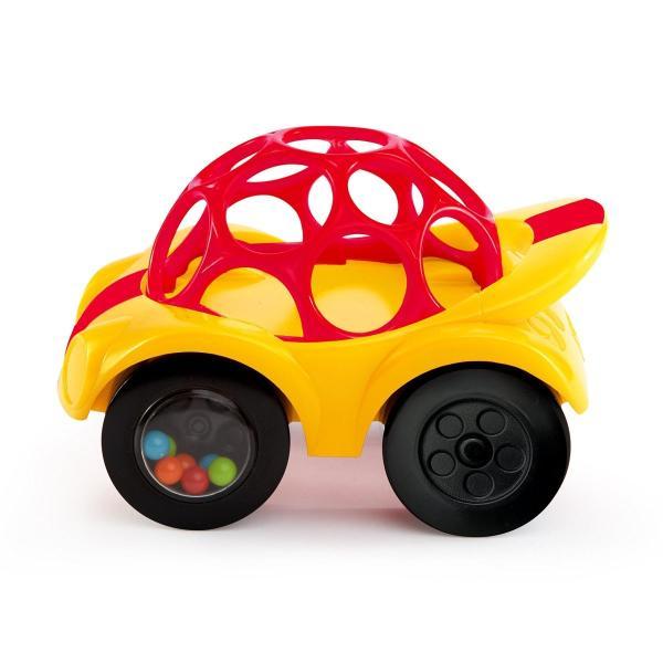O'ball オーボール ラトル&ロール レッドカー (81559) by Kids II minatojapan-y02
