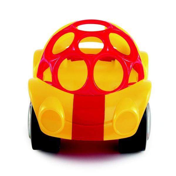 O'ball オーボール ラトル&ロール レッドカー (81559) by Kids II minatojapan-y02 03
