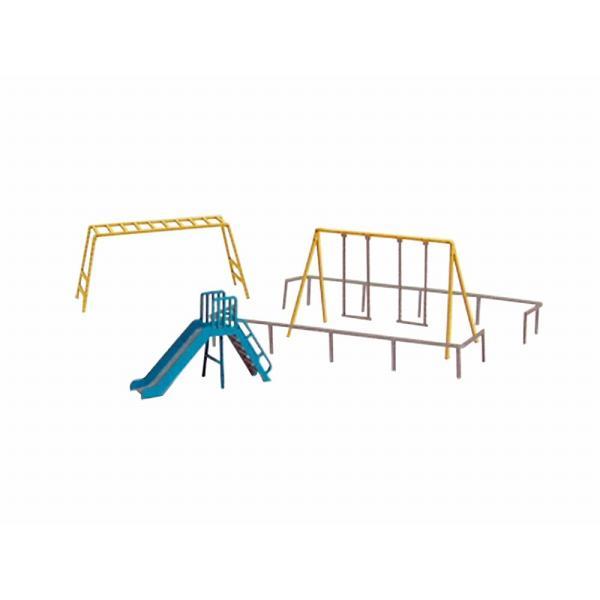 みにちゅあーとキット 1/150 ジオラマオプションキット 【遊具A】 MP04-23|miniatuart