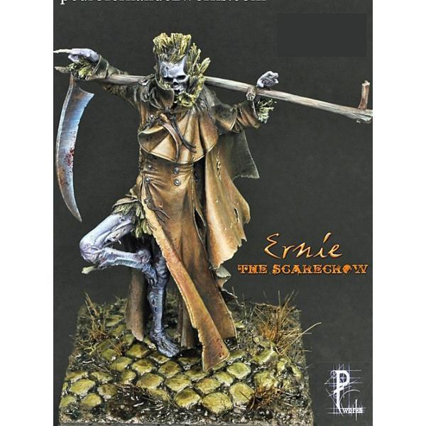 かかしのアーニー  Ernie, the scarecrow   75mm(実寸:全高84mm)[PF-015]