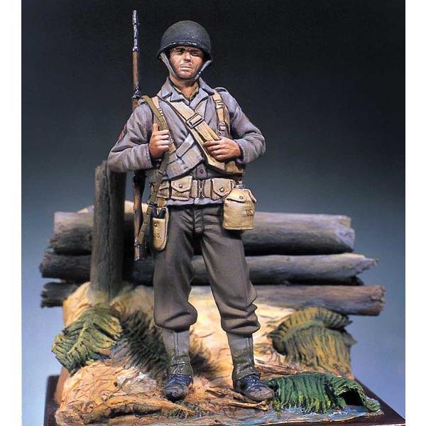 アメリカ陸軍 2等軍曹(1942年) US Staff Sergeant (1942) 1/32 [S5 ...