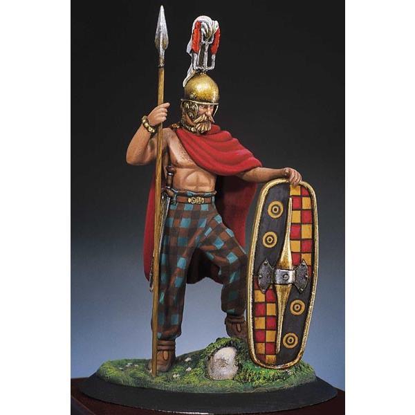 古代 セノネス族の酋長(紀元前300年) Senon Chief (300 BC) 54mm :SG ...