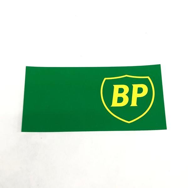 BP ステッカー