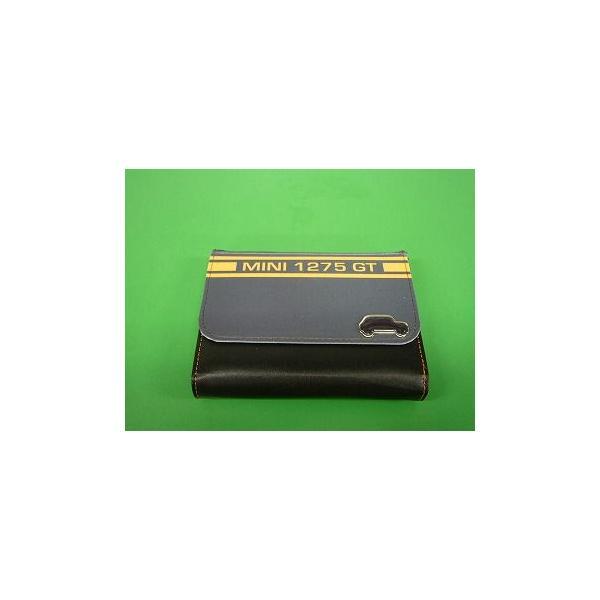 ミニロゴ入り財布・ミニ1275GT|minimaruyama