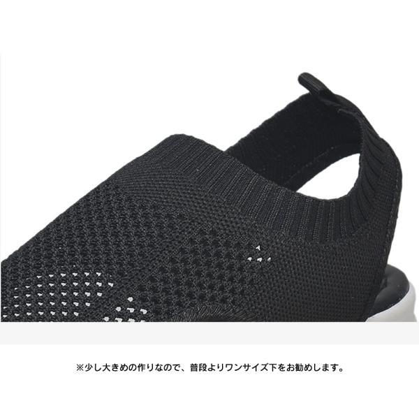 サンダル レディース 厚底 メッシュ スポーツサンダル 通気性 韓国風 カジュアル 歩きやすい|miniministore|17