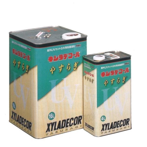 キシラデコール 16L 白木やすらぎ<エンバイロケミカル>
