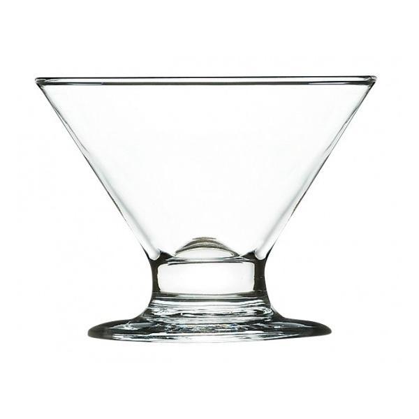 ヴィセンツア アイスクリーム 150 ガラス デザート 業務用 約95mm minnano-souko