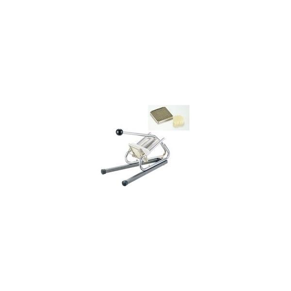 マトファ ポテトカッター 部品替刃 10×10 CF110 業務用 器具 道具 小物 作業 調理 料理 調理器具 厨房用品 厨房機器 プロ 愛用 販売 なら(8-0650-0704)