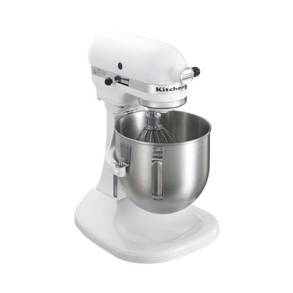 キッチンエイドミキサー KSM5[ボールスライドタイプ] 業務用 送料無料 器具 道具 小物 作業 調理 料理 調理器具 厨房用品 厨房機器 プロ(8-1125-0401)