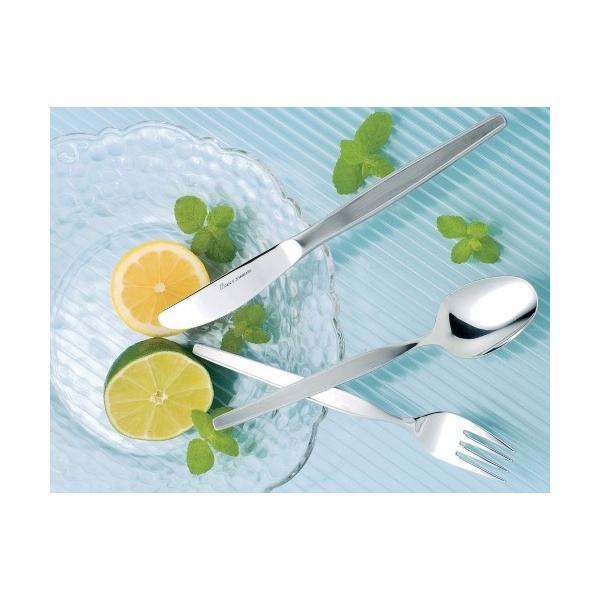 クローム ハイライン バターナイフ 業務用 器具 道具 小物 作業 調理 料理(8-1757-0313)