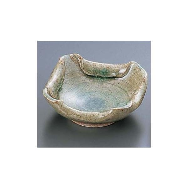 灰釉折り込灰皿T03-71(8-1963-1401)