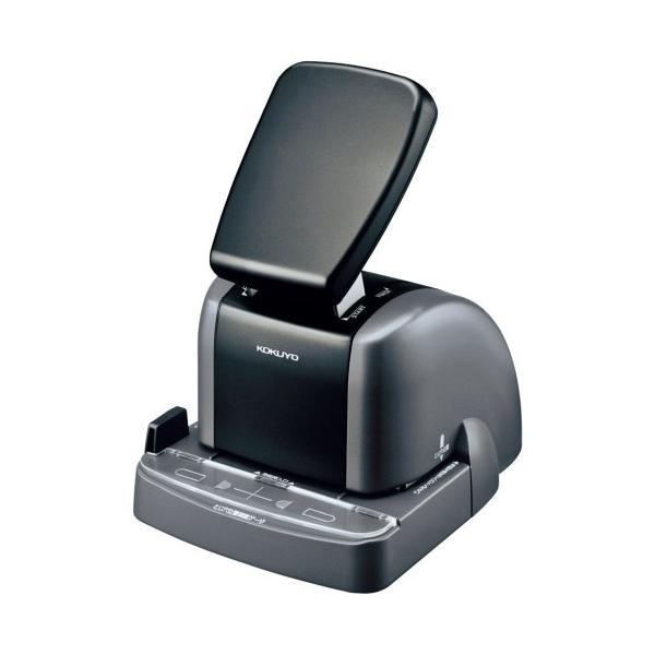 業務用 針なしステープラー「2穴タイプ」 SLN-MSP110D(8-2551-0701)