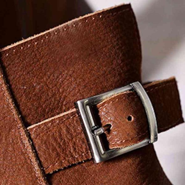 ブーツ カジュアル ショートブーツ 革靴 レザーシューズ レディース 予約商品