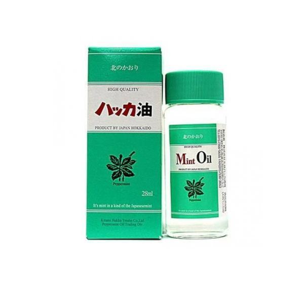 北見ハッカ通商ハッカ油28mL(ボトル)