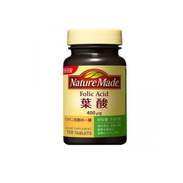 ネイチャーメイド 葉酸 150粒 minoku-value