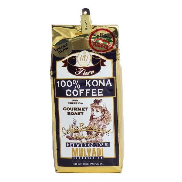 マルバディ100%コナ WB(焙煎した豆) 7oz(198g) ハワイコナコーヒー|mipori
