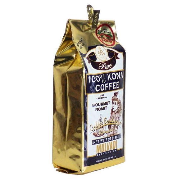 マルバディ100%コナ WB(焙煎した豆) 7oz(198g) ハワイコナコーヒー|mipori|02