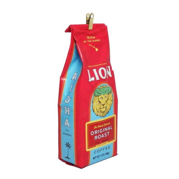 ライオン オリジナルロースト 7oz(198g) ハワイコナコーヒー mipori 02