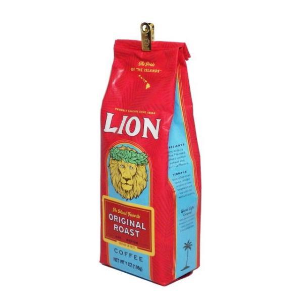 ライオン オリジナルロースト 7oz(198g) ハワイコナコーヒー mipori 03