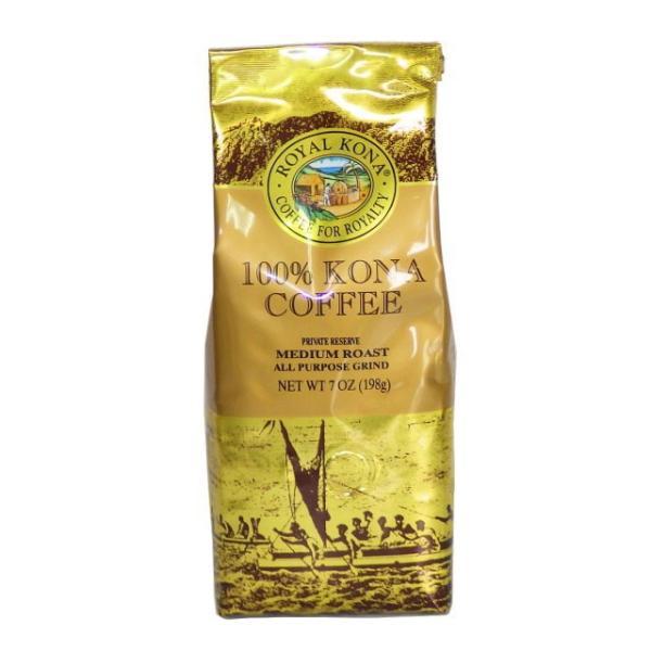ロイヤルコナ プライベート・リザーブ APG(100%コナ 7oz198g)挽いた豆 ハワイコナコーヒー|mipori