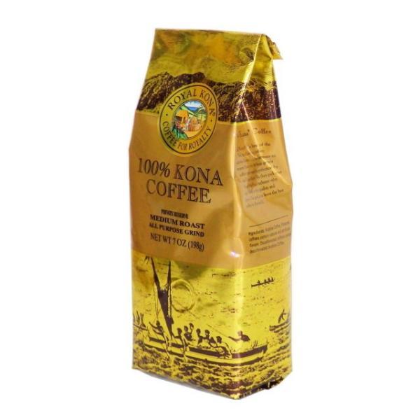 ロイヤルコナ プライベート・リザーブ APG(100%コナ 7oz198g)挽いた豆 ハワイコナコーヒー|mipori|03