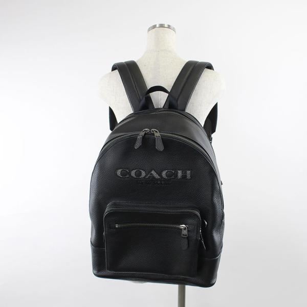 コーチ メンズ バックパック・リュック COACH f37802 ブラック系
