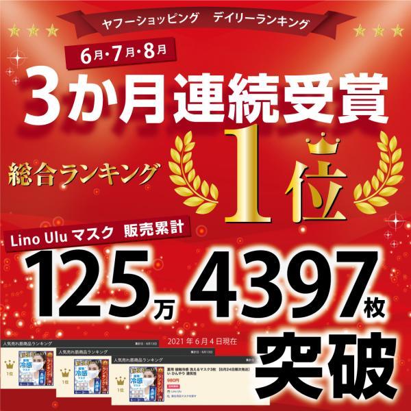 SALE 夏用 接触冷感マスク 3枚 日本製コーティング 洗える 涼感 涼しい ひんやり 紐調節 セール|miriimerii|02