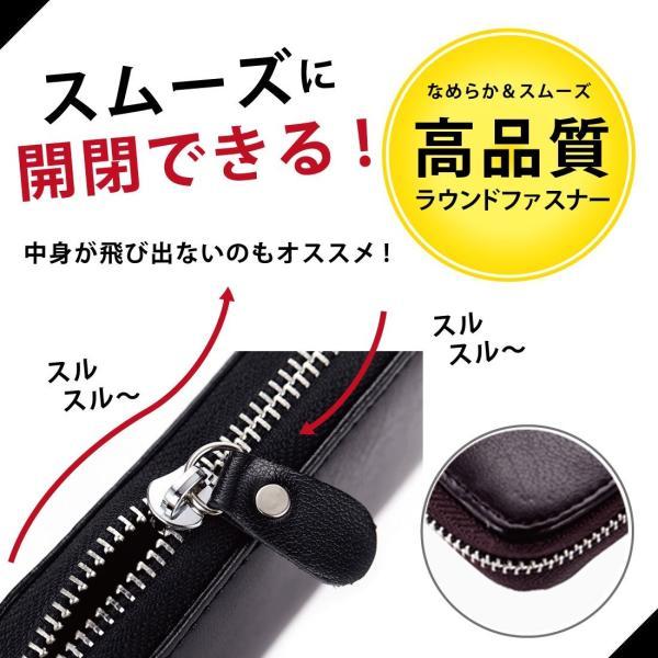 キーケース スマートキー レディース メンズ 本革 フック式 取り外せる リング式19|miriimerii|10