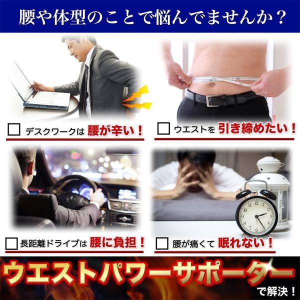 SALE ウエストパワーサポーター シェイプアップ 腰痛対策 腰用 腰痛ベルト 男女 兼用 人気 幅広 薄型 メッシュ セール miriimerii 05