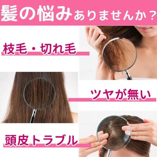 ブラシ 魔法の ヘアブラシ 絡まない 艶髪 ヘアケア サラサラ オリジナル くし 訳あり品|miriimerii|05