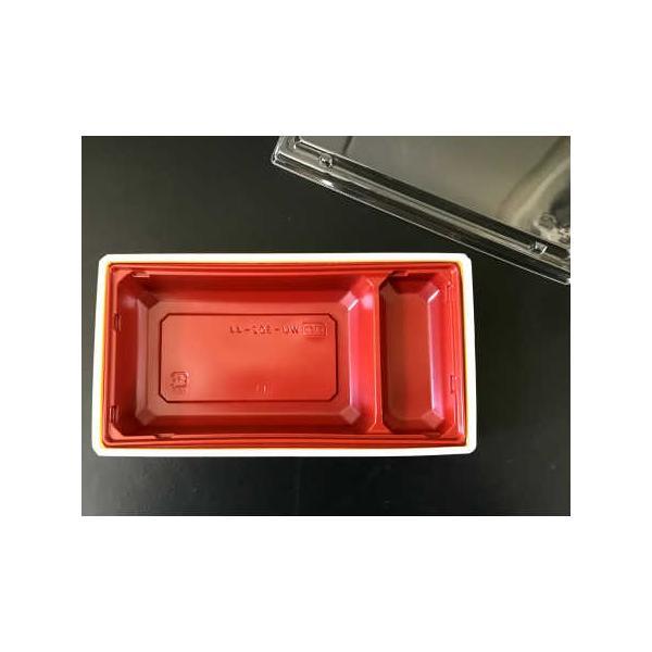 使い捨て弁当箱WU-302-44わっぱ本体・蓋セット45個