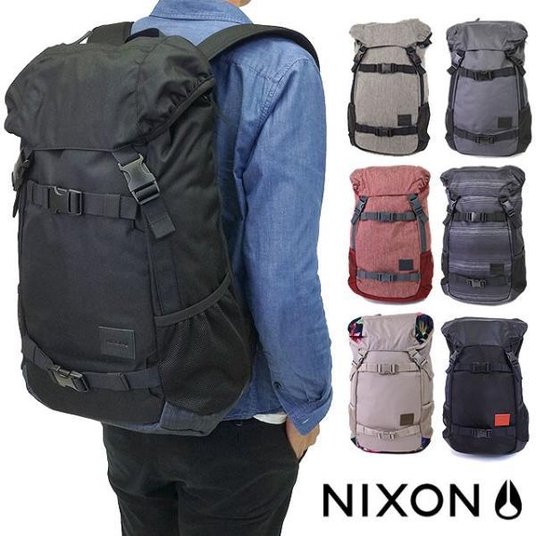 ニクソン NIXON バッグ ランドロック バックパック SE  リュック デイパック)  NC2394 SU15 mischief