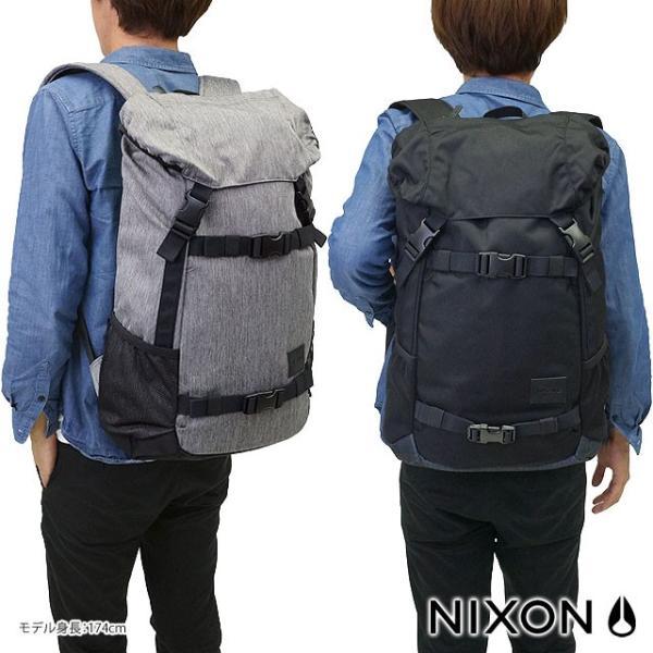 ニクソン NIXON バッグ ランドロック バックパック SE  リュック デイパック)  NC2394 SU15 mischief 02