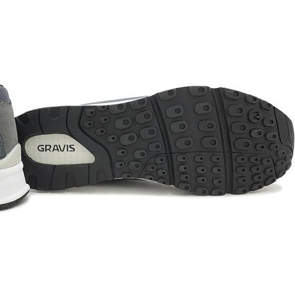 GRAVIS グラビス スニーカー メンズ TARMAC NX EXP MNS ターマック NX エクスペディション GRAY  16293100060 FW15|mischief|05