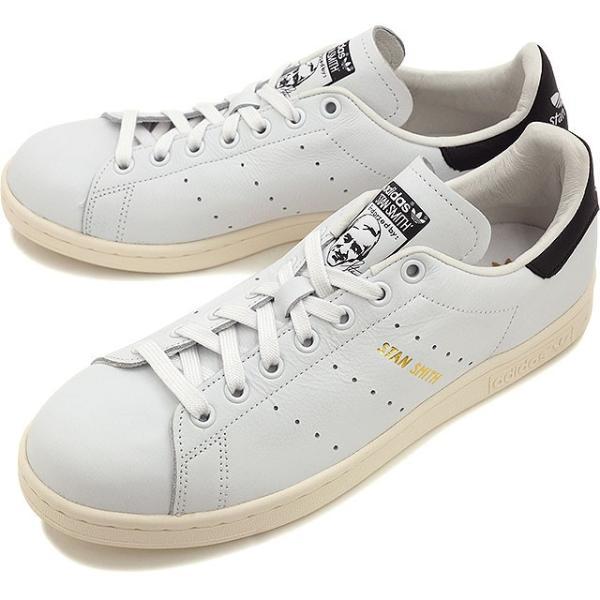 25.5〜29cm adidas アディダス スタンスミス STAN SMITH オリジナルス Originals Rホワイト/Cブラック S75076 FW17|mischief