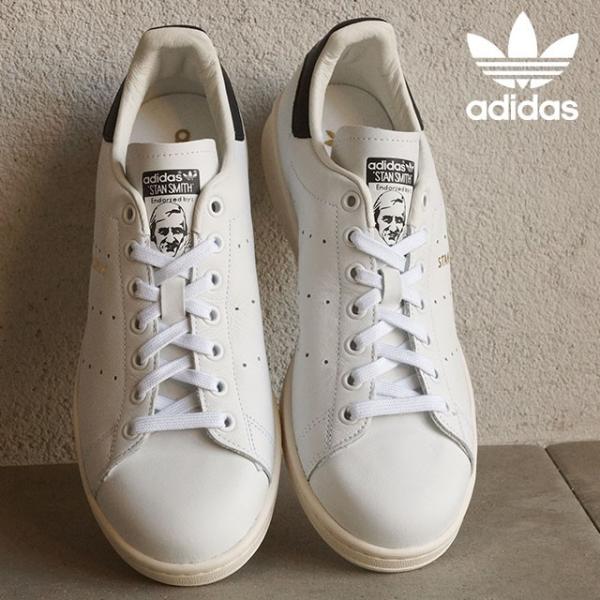 25.5〜29cm adidas アディダス スタンスミス STAN SMITH オリジナルス Originals Rホワイト/Cブラック S75076 FW17|mischief|02