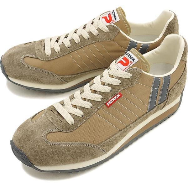 パトリック スニーカー メンズ レディース 靴 マラソン PATRICK MARATHON CREAL  94813 SS16|mischief
