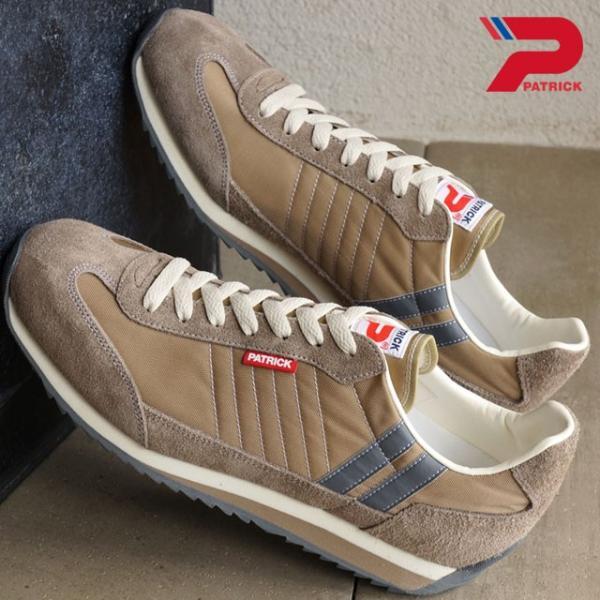 パトリック スニーカー メンズ レディース 靴 マラソン PATRICK MARATHON CREAL  94813 SS16|mischief|02
