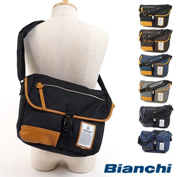 Bianchi ビアンキ バッグ NBTC-03 DUALTEX メンズ レディース ...